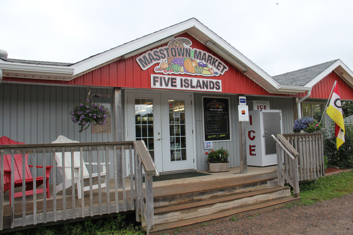 Masstown market close to home far from ordinary five islands nvjuhfo Choice Image