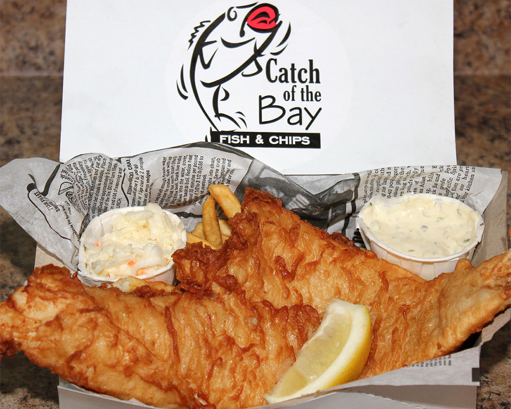 Fish and chips masstown market for London fish and chips