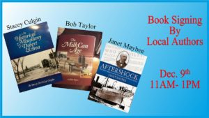 Local Author's Book Signings @ Masstown Market | Debert | Nova Scotia | Canada