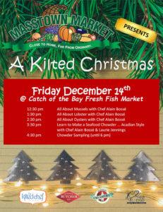 Masstown Market Kilted Christmas @ Masstown Market   Debert   Nova Scotia   Canada