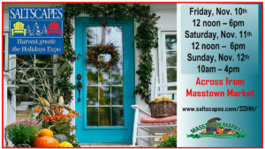 Saltscapes Harvest Greets the Holidays @ The Peg | Debert | Nova Scotia | Canada